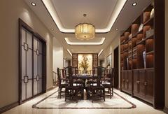 中式风格-西楼自建别墅