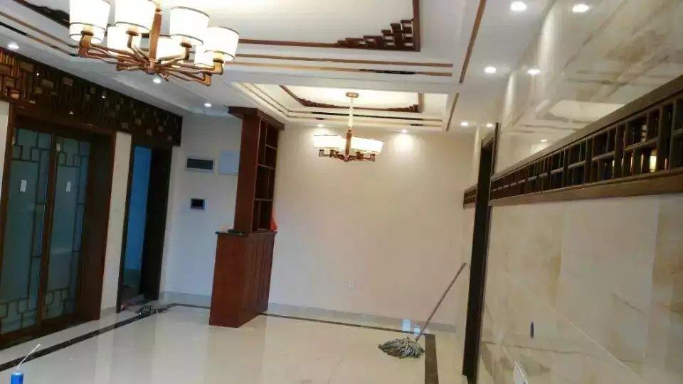 邦泰·铂仕公馆中式风格装修效果图实景图