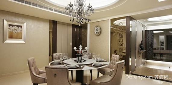 泰禾杭州院子欧式风格装修效果图实景图