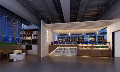 福州新华图书店装修设计案例