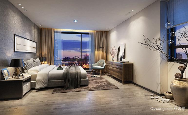 凯邦两江城欧式风格装修效果图实景图
