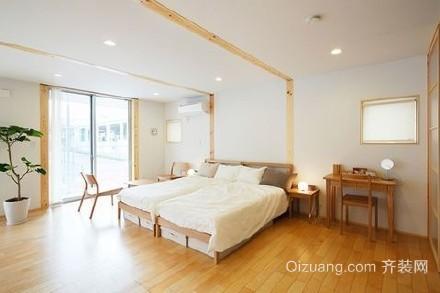 永兴公寓现代简约装修效果图实景图