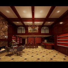 美式酒庄会所