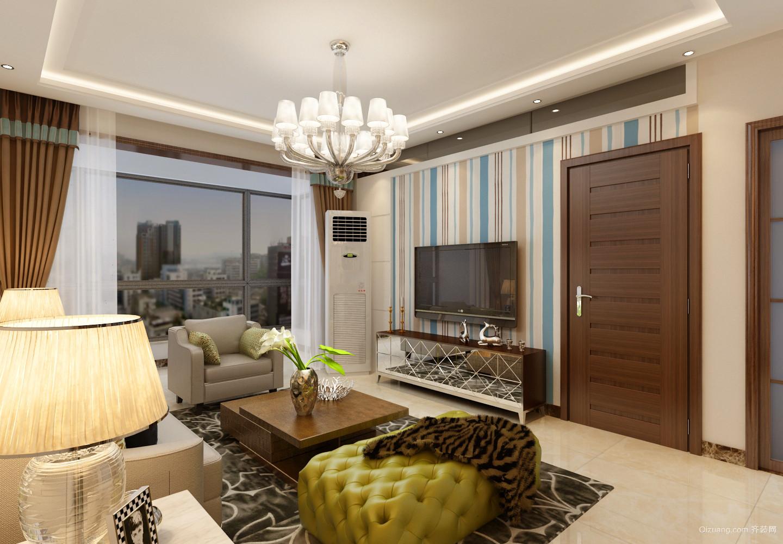 天津中式风格装修效果图实景图