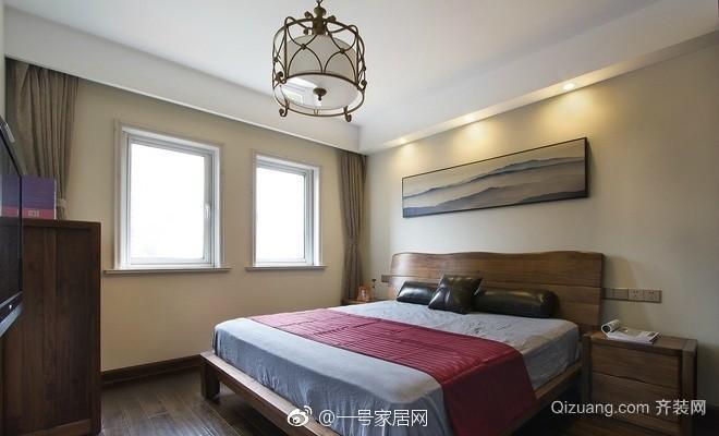 中海国际现代简约装修效果图实景图