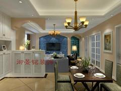 美式风格-中国铁建当代国际花园