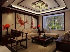 中式风格-合景峰汇