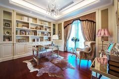 500平欧式别墅