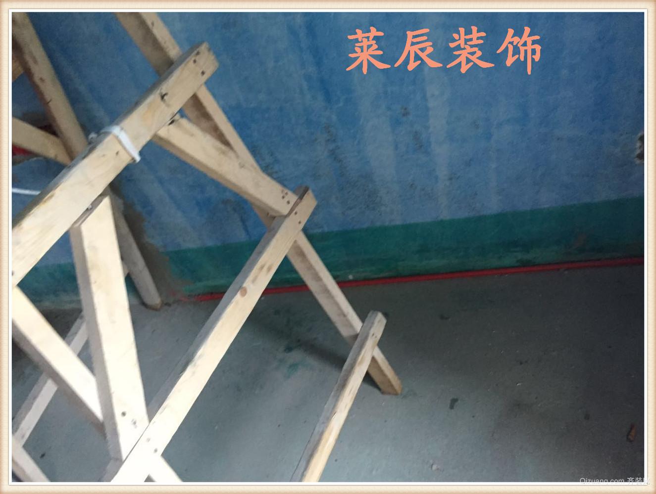 雍景新城美式风格装修效果图实景图