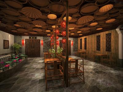 徐州餐厅装修设计案例
