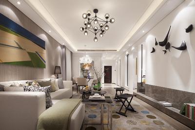 珠海珠海4万装修这么漂亮的房子,简直太美了装修设计案例