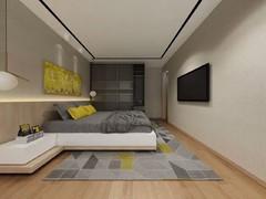 北欧风格女性化公寓