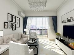 现代简约-华庭公寓
