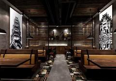工业风格餐厅设计
