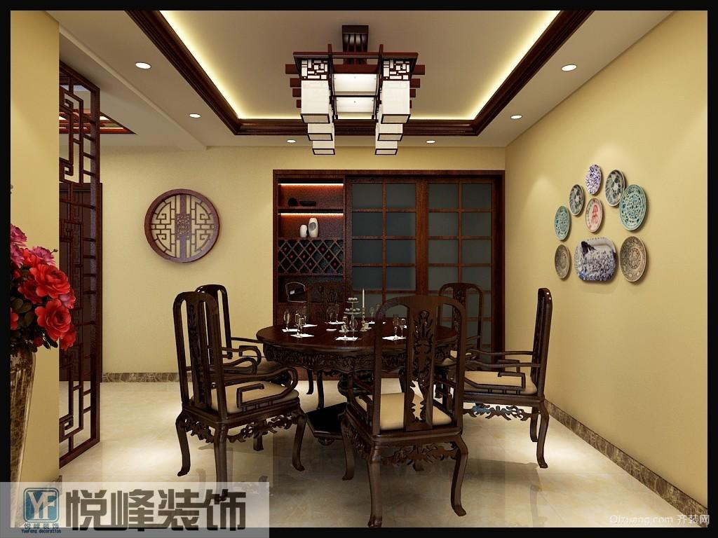 126平米普通户型中式家装仓库装修风格v户型-邢养殖场图片设计图图片