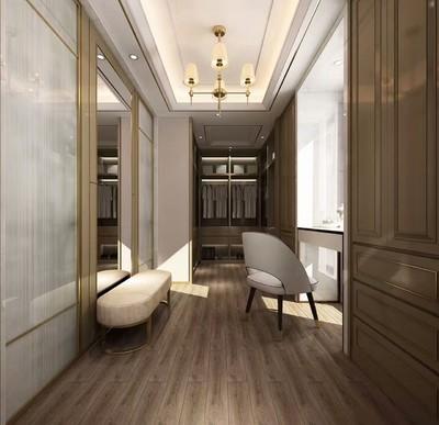 金山新中式家装装修设计案例