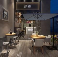普君新城奶茶店