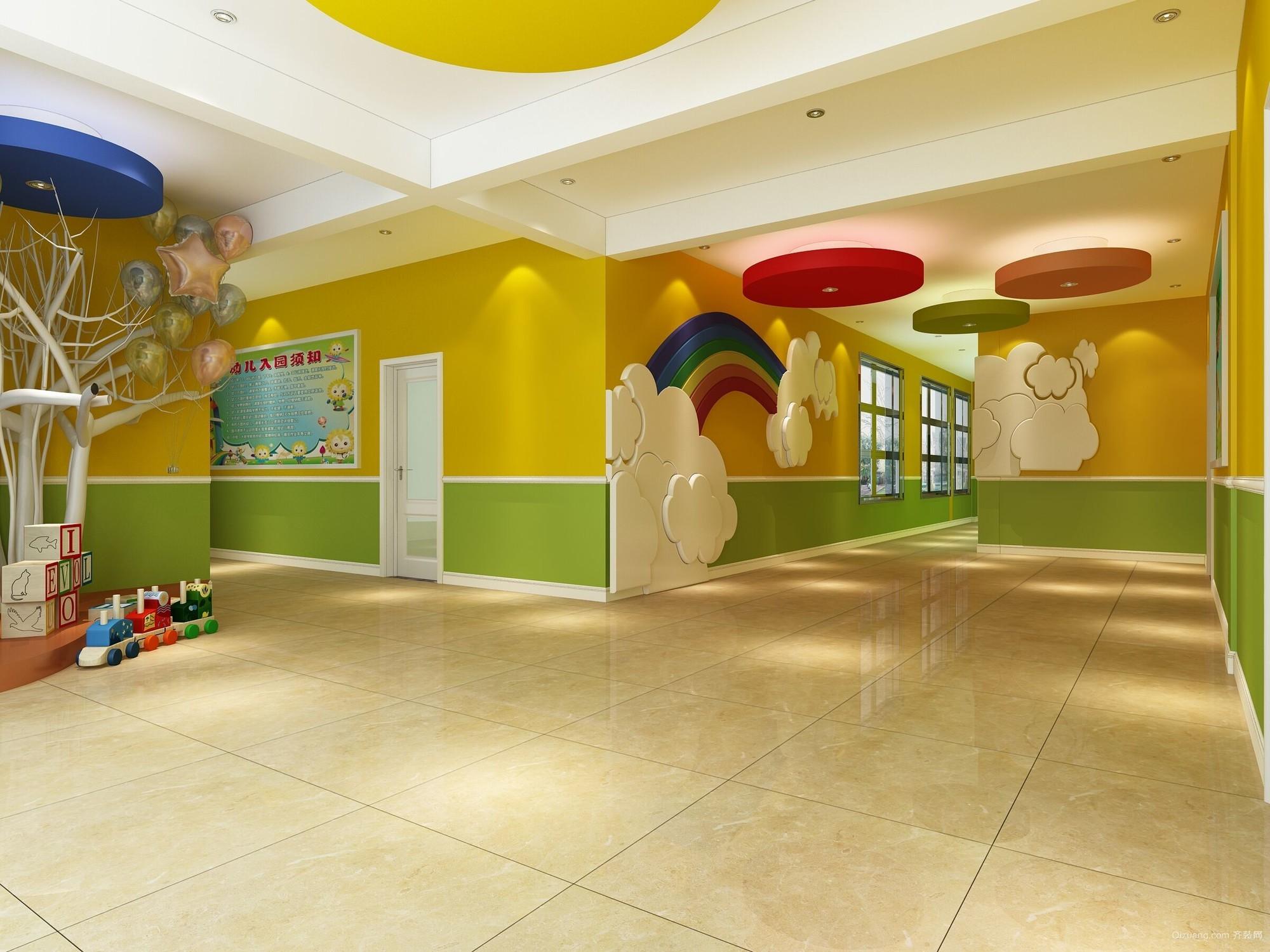 安宇幼儿园其他装修效果图实景图