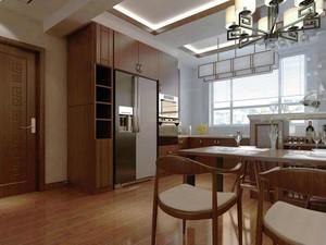 130平米普通图片中式家装风格装修户型v图片-邢学园林设计的感受图片