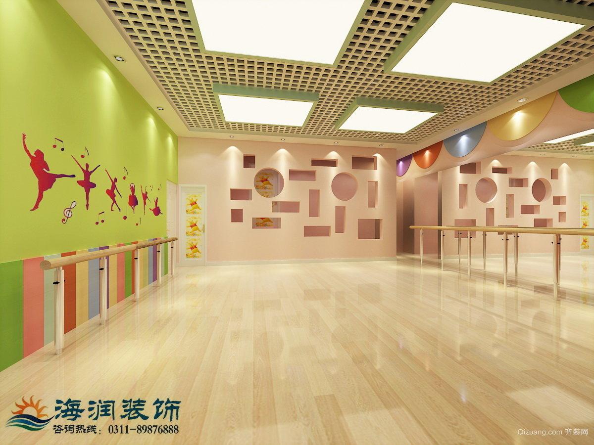 艺海舞蹈教室其他装修效果图实景图