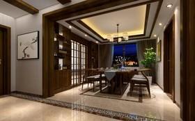 虹田苑120m²新中式风格