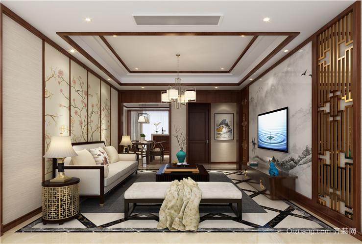 文成独栋三楼美式风格装修效果图实景图