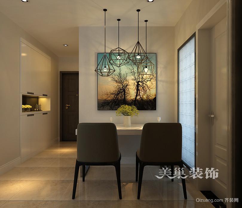翡翠湾花园欧式风格装修效果图实景图