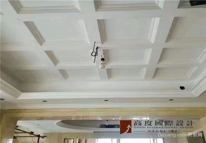 珠江壹仟栋欧式风格装修效果图实景图