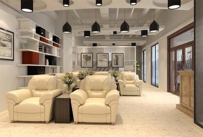广安会议室装修设计案例