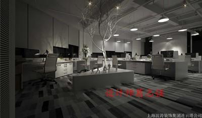 连云港办公楼装修设计案例