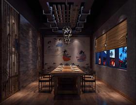 韩国烤肉店