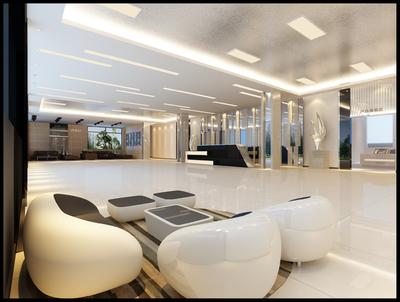 佛山中山办公楼装修设计案例
