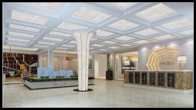 抚州售楼部装修设计案例