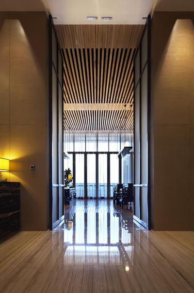 徐州会所办公室装修设计案例