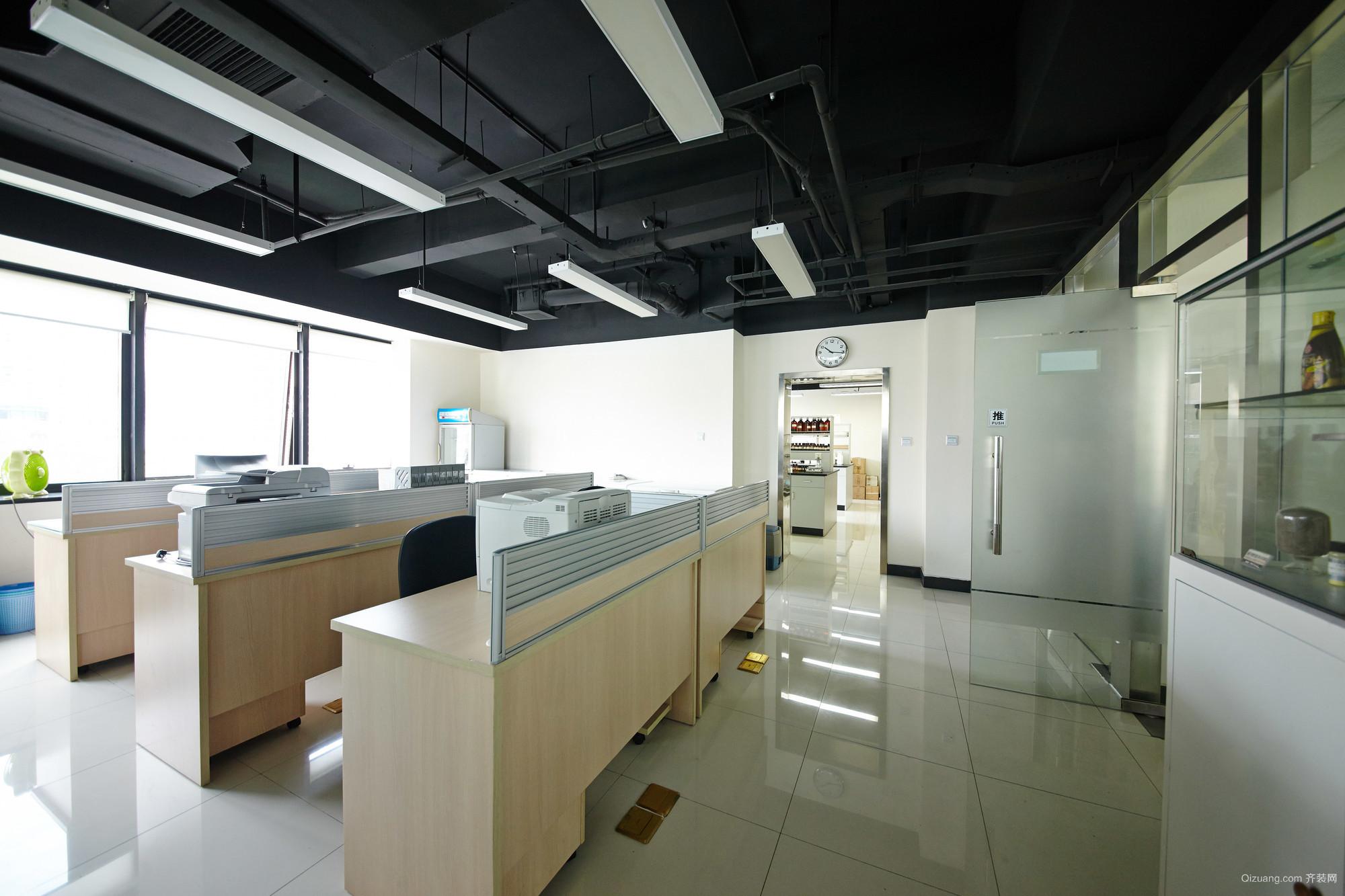 大连路990号海上海  现代简约装修效果图实景图