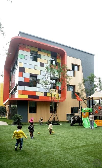 无锡幼儿园装修设计案例