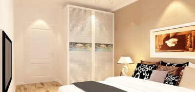 葫芦岛现代风格二室二厅一卫装修设计案例