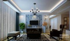 美式风格-观澜豪庭