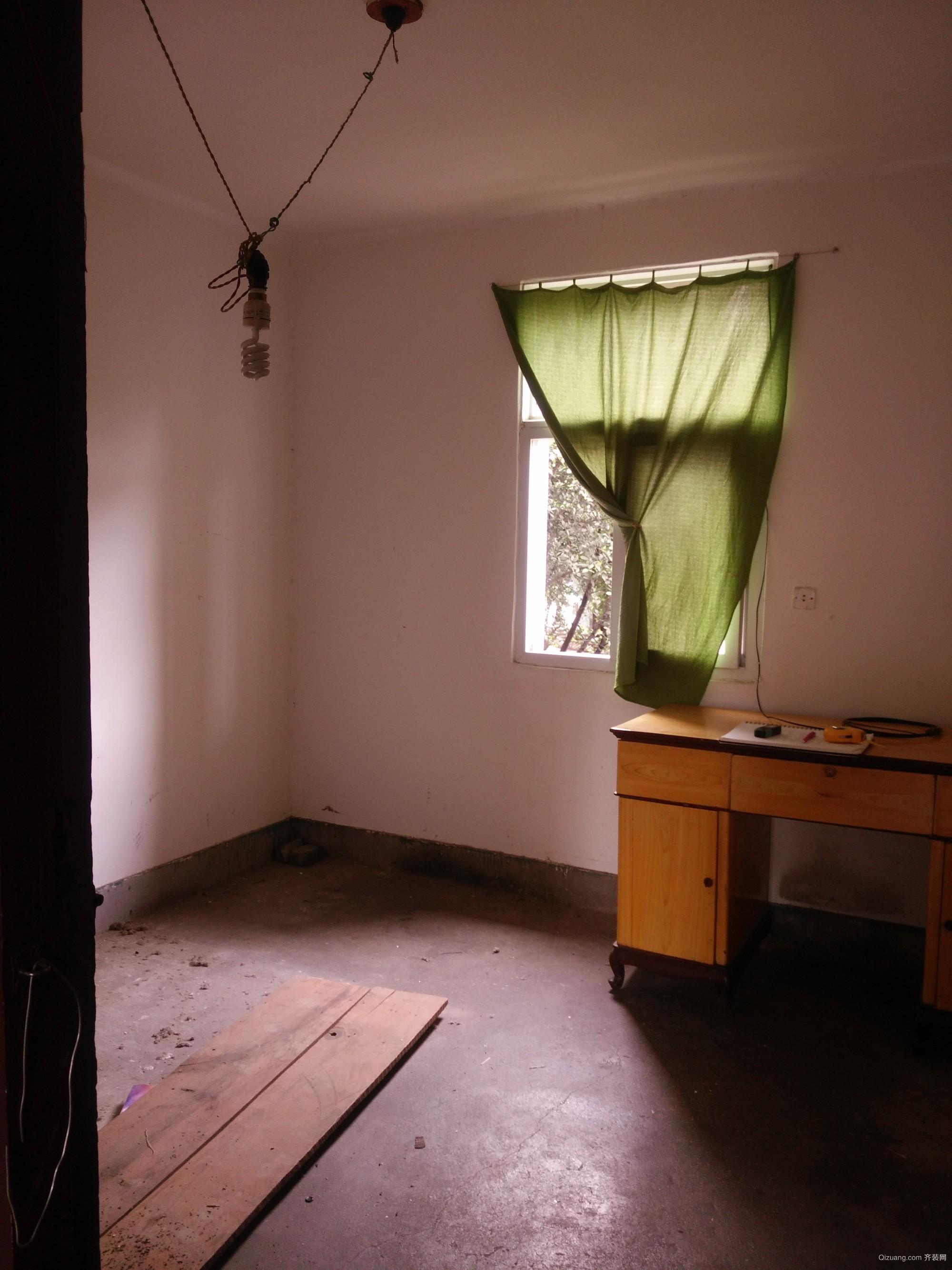 地矿局工行宿舍现代简约装修效果图实景图