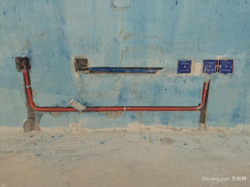 保利玫瑰湾现代简约装修效果图实景图