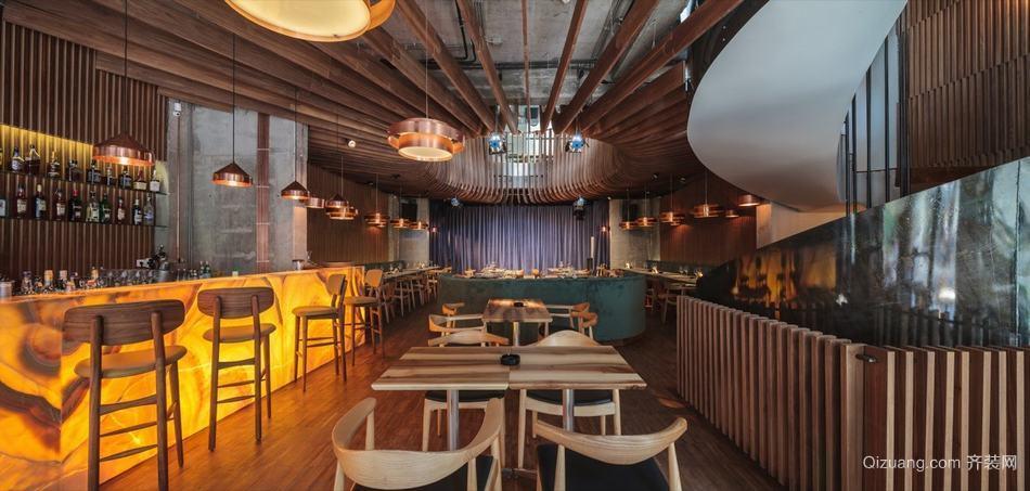 西餐厅其他装修效果图实景图