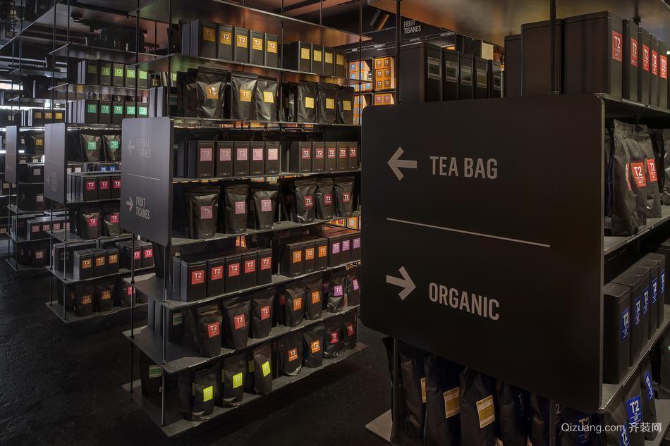 进口超市其他装修效果图实景图