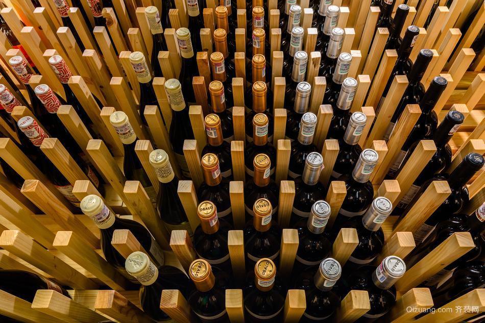 酒庄美式风格装修效果图实景图