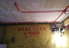 武林花园电工布线