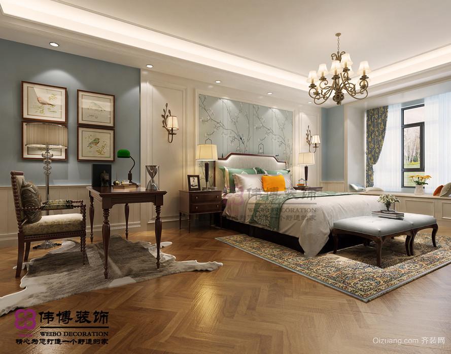 中联棠樾别墅现代简约装修效果图实景图