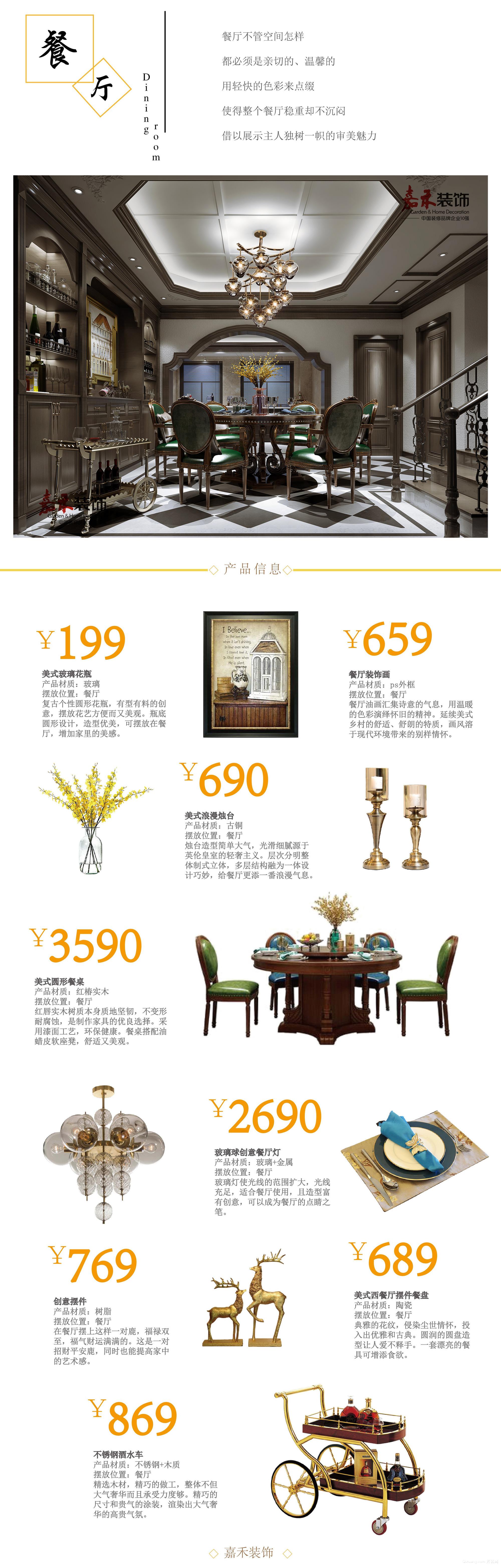 黄梅别墅美式风格装修效果图实景图
