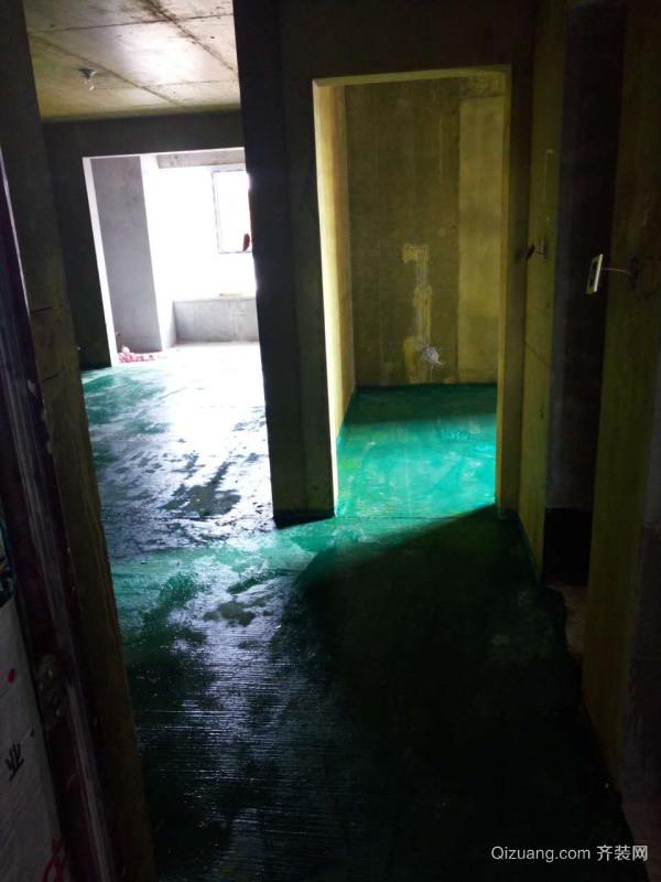 万象湾2期1号楼2-27**室现代简约装修效果图实景图