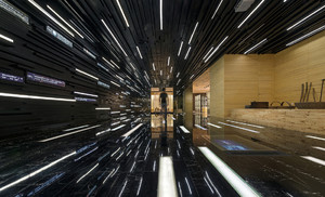 格子艺术展览馆
