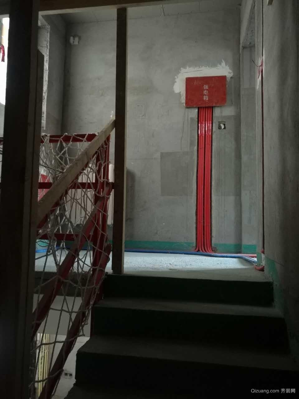 万绿台北苑现代简约装修效果图实景图
