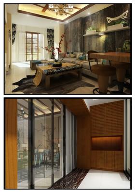 中海国际社区别墅装修设计案例
